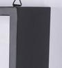 Dream Arts Black & White Wood Wall Shelf - Set of 2