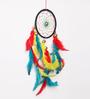 Rooh Wellness Bohemian Multicolour Wool Dream Catcher