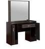 Dressing Table & Stool in Wenge Colour by Penache Furnishings