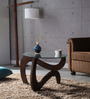 Tacoma Solid Wood Coffee Table in Provincial Teak Finish by Woodsworth
