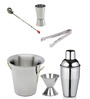 Dynamic Store Stainless Steel Tulip Bar Set - Set of 6