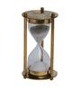E-Studio Multicolor Brass 1 Minute Sand Timer