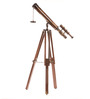E-Studio Multicolor Wooden Telescope with Stand
