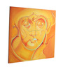 E-Studio Canvas 35.5 x 35 Inch Buddha Unframed Painting