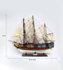 E-Studio Multicolour Solid Wood Hms Bounty Paint Ship Collectible