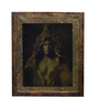 E-Studio Wooden 14 x 17 Inch Native American Framed Wall Art
