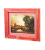 E-Studio Wooden 9 x 11 Inch Frame Wall Hanging