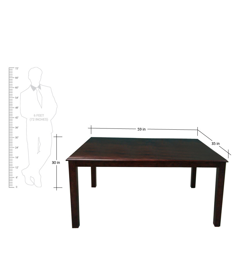 Buy Eastern Six Seater Dining Table by Evok Online Six  : eastern 6 seater dining table by evok eastern 6 seater dining table by evok pckbrx from www.pepperfry.com size 800 x 880 jpeg 50kB