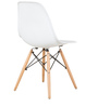 Eames Chair replica Dinning Chair in White Color by Star India