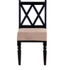 Millicent Dining Chair in Espresso Walnut Finish by Amberville