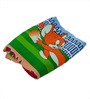 eCraftIndia Poly Cotton Contemporary Single Blanket - Set of 1