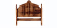 Edith  Single Bed in Provincial Teak Finish by Amberville