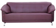 Edo (3 + 1 + 1) Seater Sofa Set in Maroon Colour by Furnitech