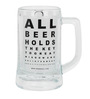 Ek Do Dhai 370 ML Beer Test Mug