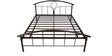 Elegant Metal Queen Size Bed by HomeTown