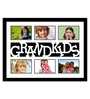 Doroteo Collage Photo Frame in Black by CasaCraft