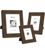 Eberardo Collage Photo Frame in Brown by CasaCraft