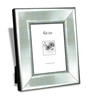Concepcion Photo Frame in Silver by CasaCraft