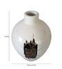 Eleganze Decor Multicolour Ceramic Camilla Vase