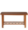 Elena Coffee Table in Wenge Colour by @home