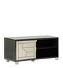 Entertainment Unit in Espresso Finish by Marco