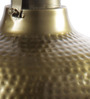 Petula Ceiling Lamp in Brass by Bohemiana