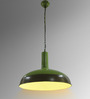 Saicos Ceiling Lamp in Green by Bohemiana