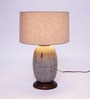 Ethnic Roots Metal Table Lamp Base