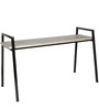 Etoy Bench in Grey Colour by Inscape Design