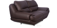 Euro Pro Two Seater in Coffee Brown Finish by Godrej Interio