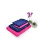 Eurospa Multicolour 100% Cotton Bath and Hand Towel - Set of 4