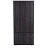 Evergreen Book Case in Wenge Colour by HomeTown