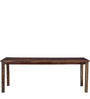 Everson Eight Seater Dining Set in Provincial Teak Finish by Woodsworth