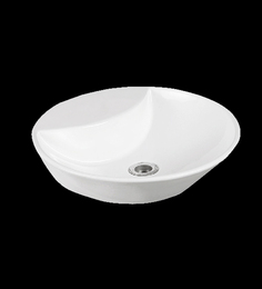 Exor White Ceramic Wash Basin (Model: 3031)