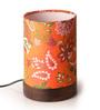 Exclusivelane Multicolour Polyvinyl Table Lamp - Set of 2