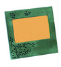 ExclusiveLane Green Recycled Wood 7.1 x 7 Inch Photo Frame