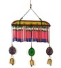 Exclusivelane Multicolour Wooden Chime with Bell