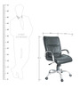 Executive 408 Series Chair by Emperor