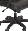 Ergonomic Office Chair in Black Colour by KS