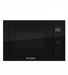Faber FBI-MWO-25L CGS BK Built In Microwave Oven