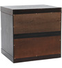Fabian Night Stand in Wenge Finish by HomeTown