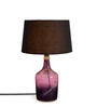 Fabuliv Black Cotton Table Lamp
