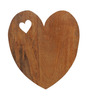 Fabuliv Valentine Mango Wood Serving Trays - Set of 2