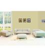 Felciano Ottoman in Sandy Brown & Platinum Grey Colour by CasaCraft