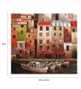Fizdi Canvas 32 x 0.2 x 36 Inch Venice 8 Unframed Art Painting