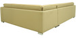 Flap Sectional Corner Sofa in Camel Colour by Star India