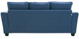 Florence Three Seater Sofa in Blue Colour by Furnitech