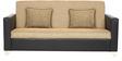 Florida Sofa Set 3+1+1 in Black Colour by ARRA
