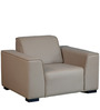Flotta One seater in PU by Forzza
