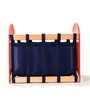 FLYFROG KIDS Transport Red and Blue Wood and MDF 1.5 Kg Storage Box